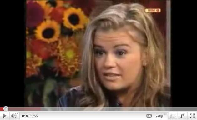 Kerry Katona was dropped by Iceland after this TV appearance